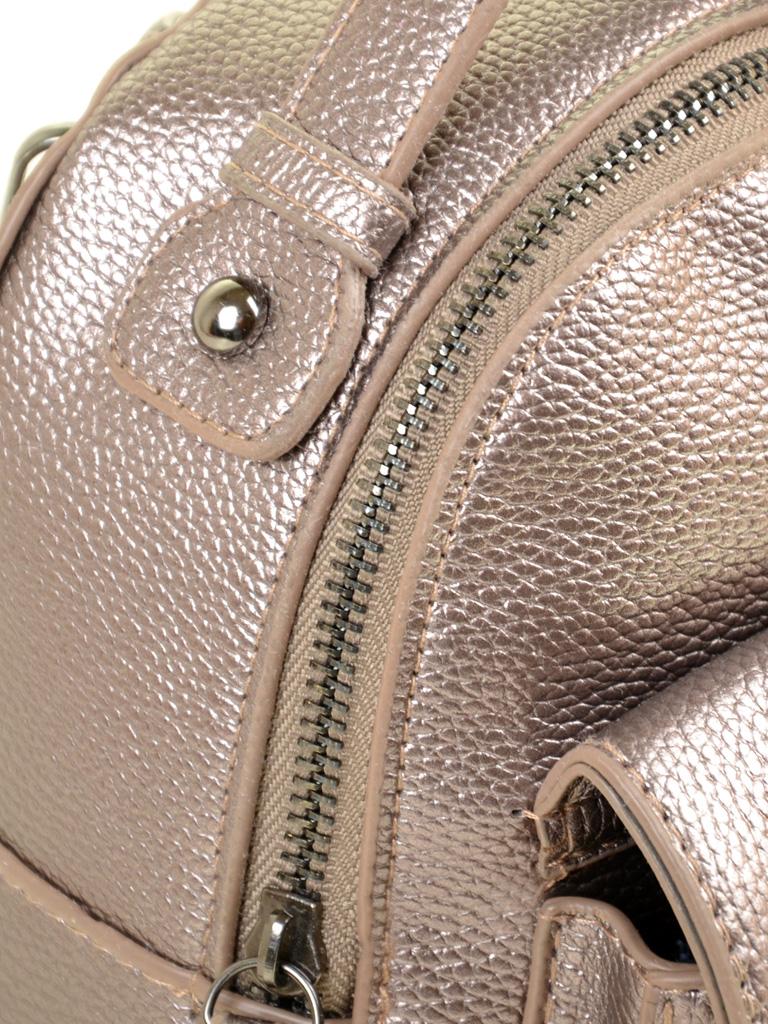 Сумка Женская Рюкзак иск-кожа ALEX RAI 2-05 1704-0 iron-grey