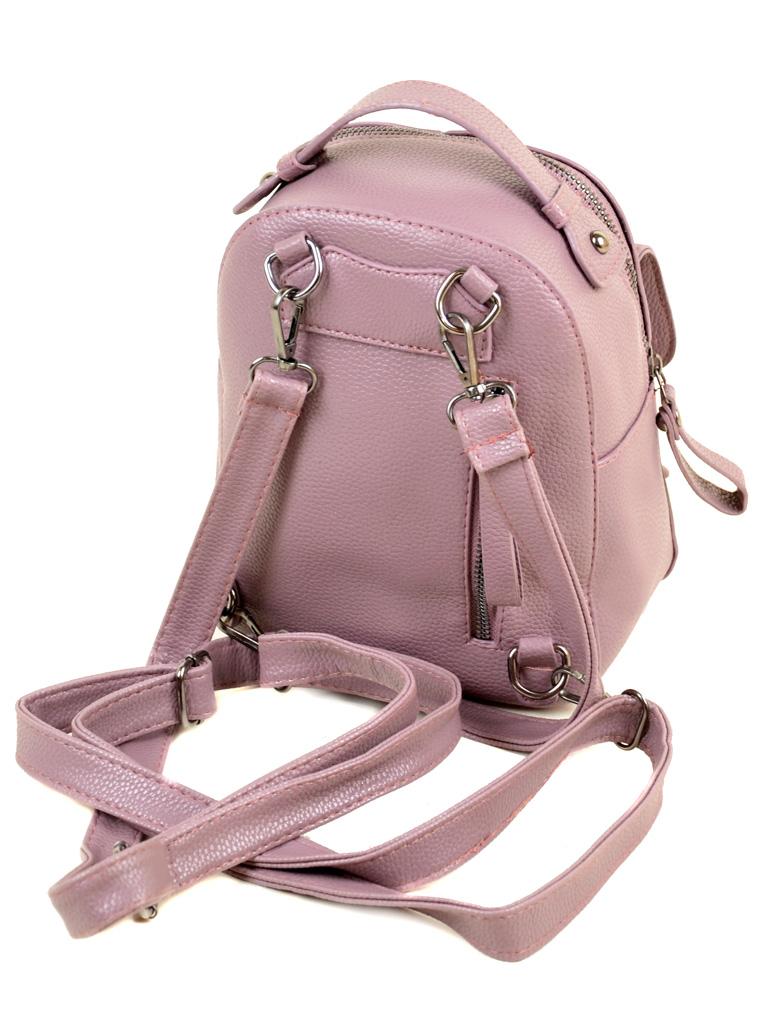 Сумка Женская Рюкзак иск-кожа ALEX RAI 2-05 1704-0 pink
