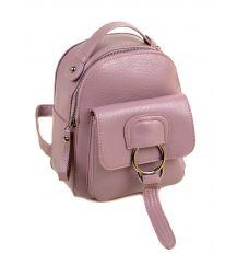 Сумка Женская Рюкзак иск-кожа ALEX RAI 2-05 1704-0 pink Распродажа