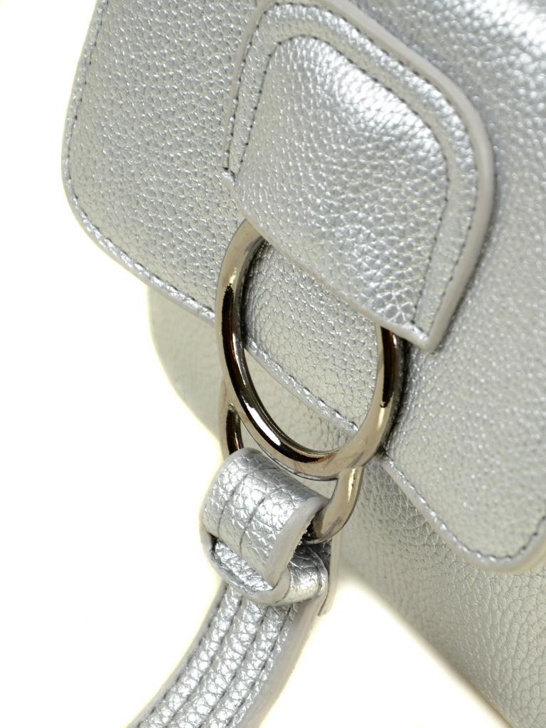 Сумка Женская Рюкзак иск-кожа ALEX RAI 2-05 1704-0 silver