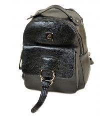 Сумка Женская Рюкзак иск-кожа ALEX RAI 2-05 1704-1 black Распродажа