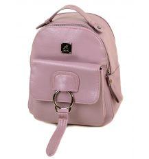 Сумка Женская Рюкзак иск-кожа ALEX RAI 2-05 1704-1 pink Распродажа