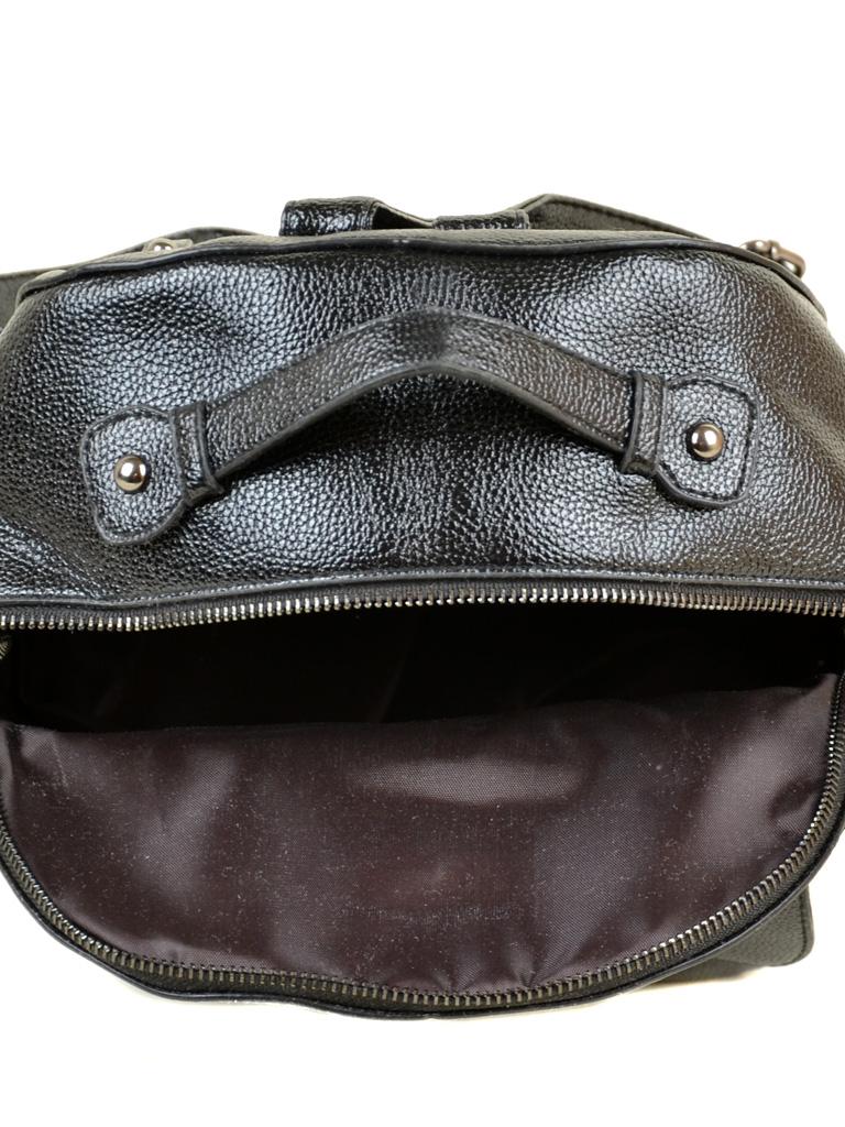 Сумка Женская Рюкзак иск-кожа ALEX RAI 2-05 1704-2 black