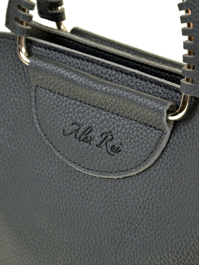 Сумка Женская Классическая иск-кожа ALEX RAI 7-01 08882-2 black