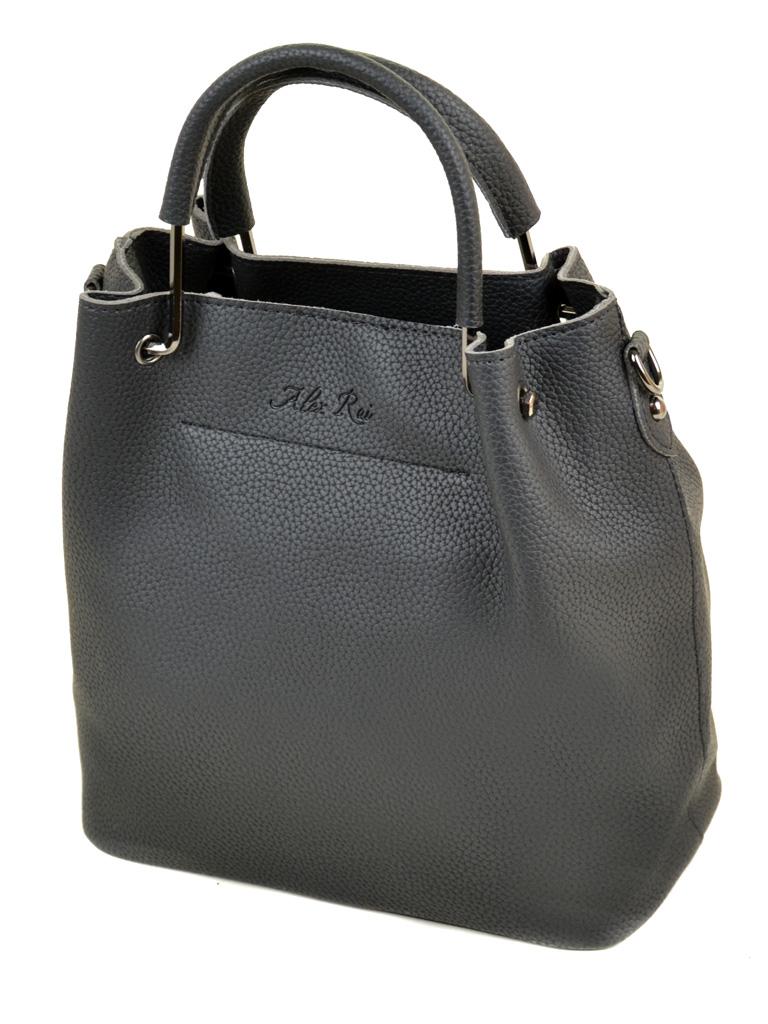 Сумка Женская Классическая иск-кожа ALEX RAI 7-01 1006 black