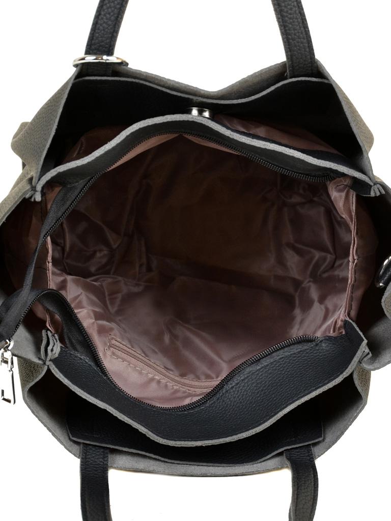 Сумка Женская Классическая иск-кожа ALEX RAI 7-01 1619 black