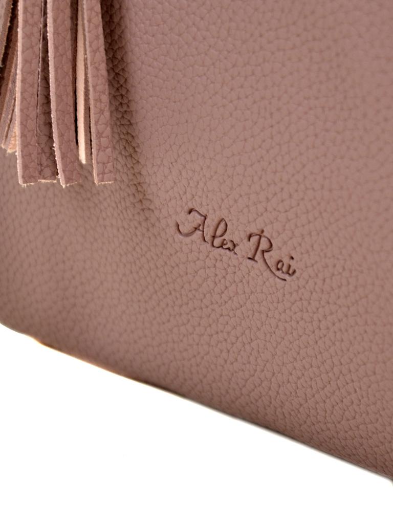 Сумка Женская Классическая иск-кожа ALEX RAI 7-01 1619 purple