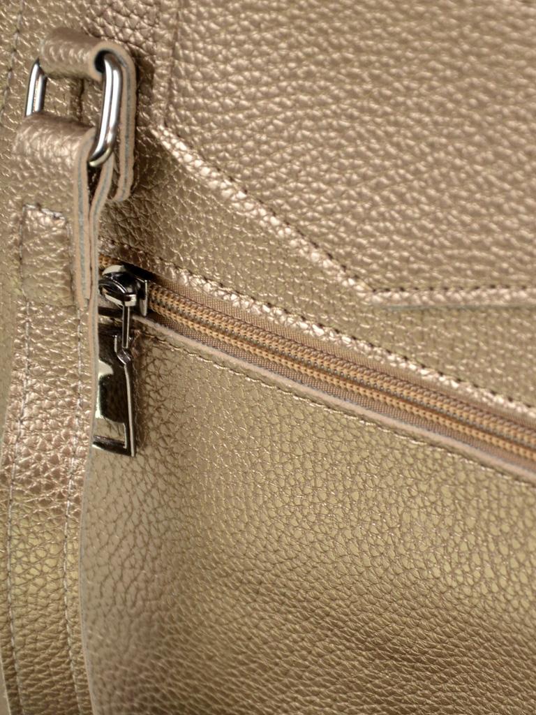 Сумка Женская Классическая иск-кожа ALEX RAI 7-01 2008 bronz