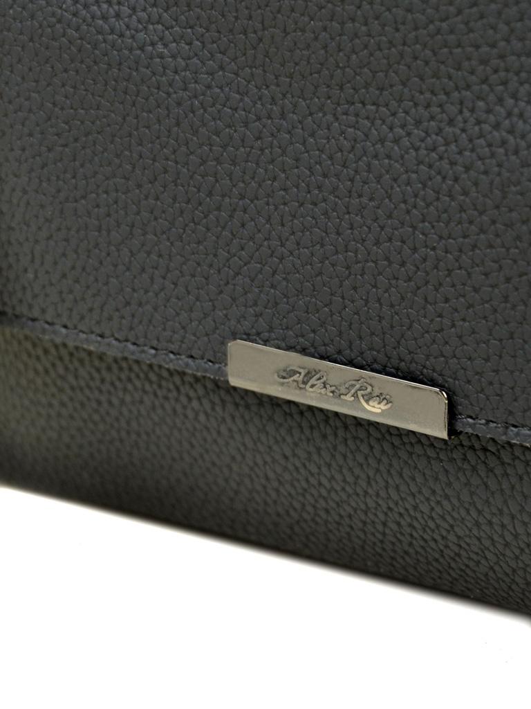 Сумка Женская Классическая иск-кожа ALEX RAI 7-01 3353 black