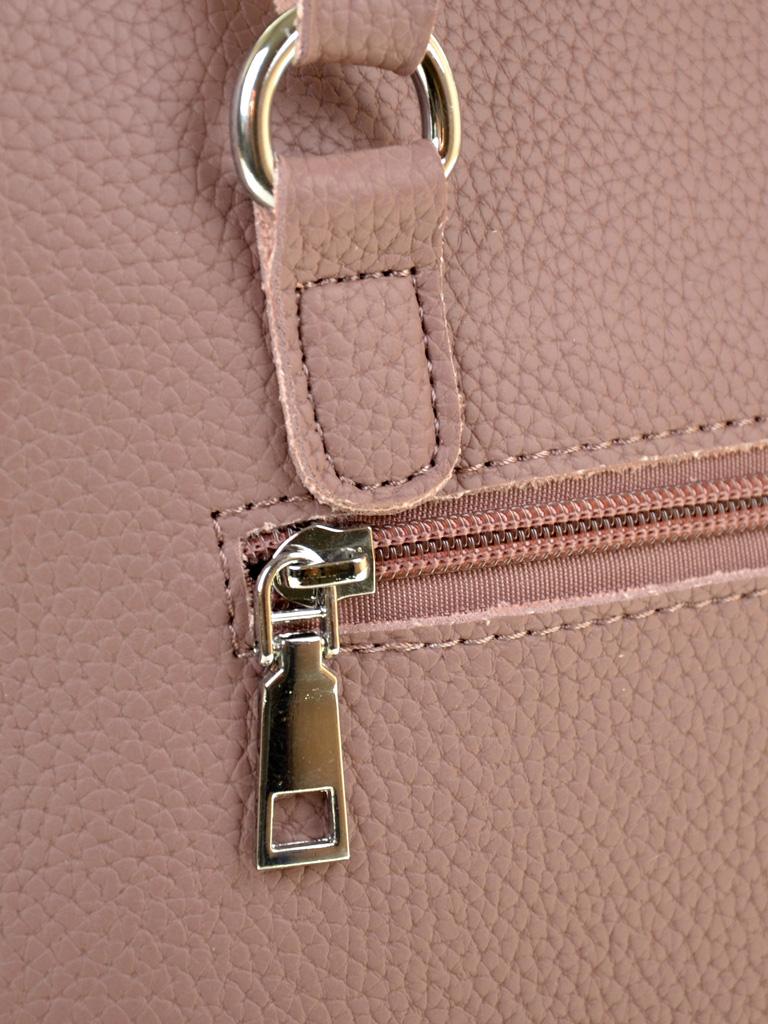 Сумка Женская Классическая иск-кожа ALEX RAI 7-01 33536 grey-purple