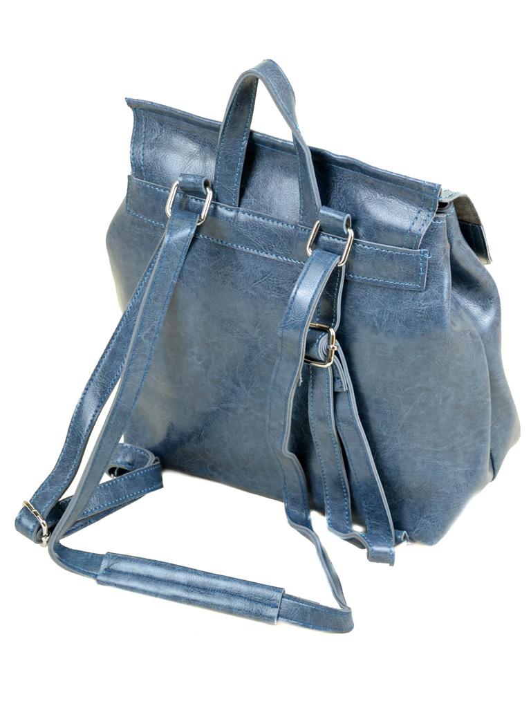 Сумка Женская Классическая иск-кожа ALEX RAI 7-01 3357 blue