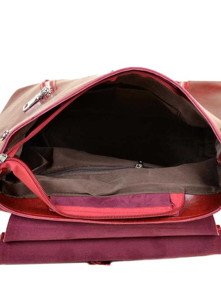 Сумка Женская Классическая иск-кожа ALEX RAI 7-01 3357 red