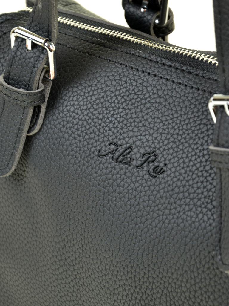 Сумка Женская Классическая иск-кожа ALEX RAI 7-01 35888-3 black