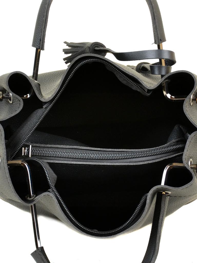 Сумка Женская Классическая иск-кожа ALEX RAI 7-01 5081 black