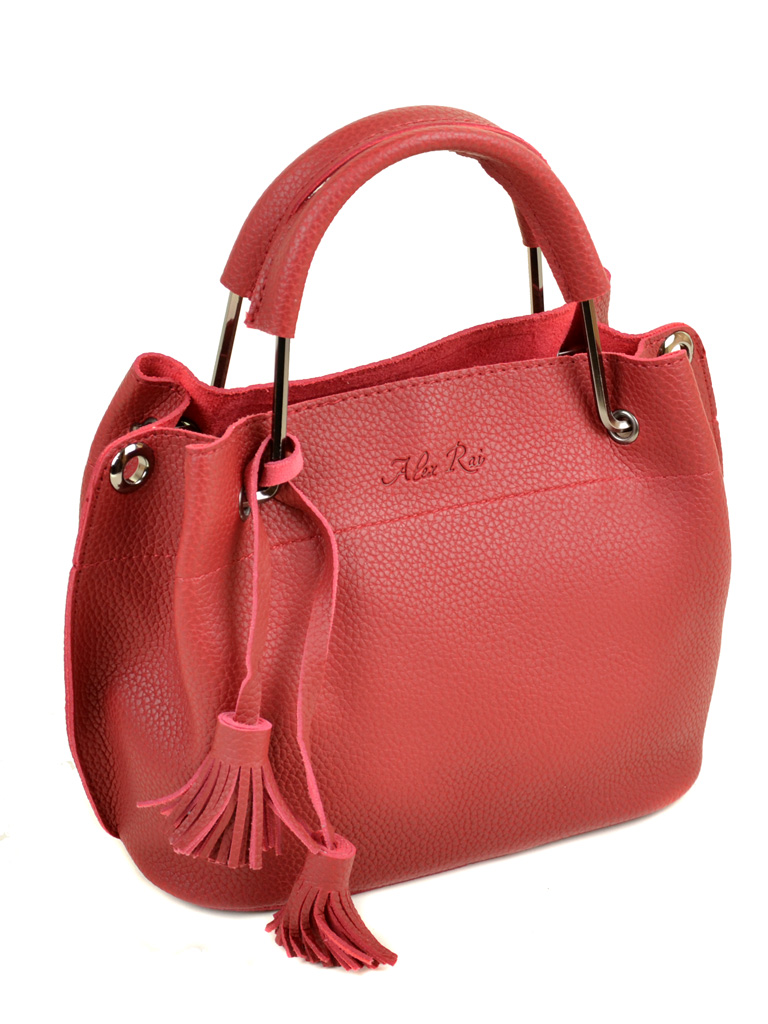 Сумка Женская Классическая иск-кожа ALEX RAI 7-01 5081 red