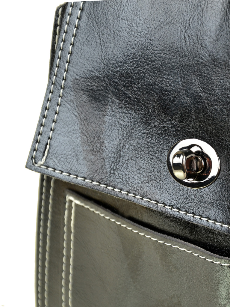 Сумка Женская Рюкзак иск-кожа ALEX RAI 7-01 53862 black
