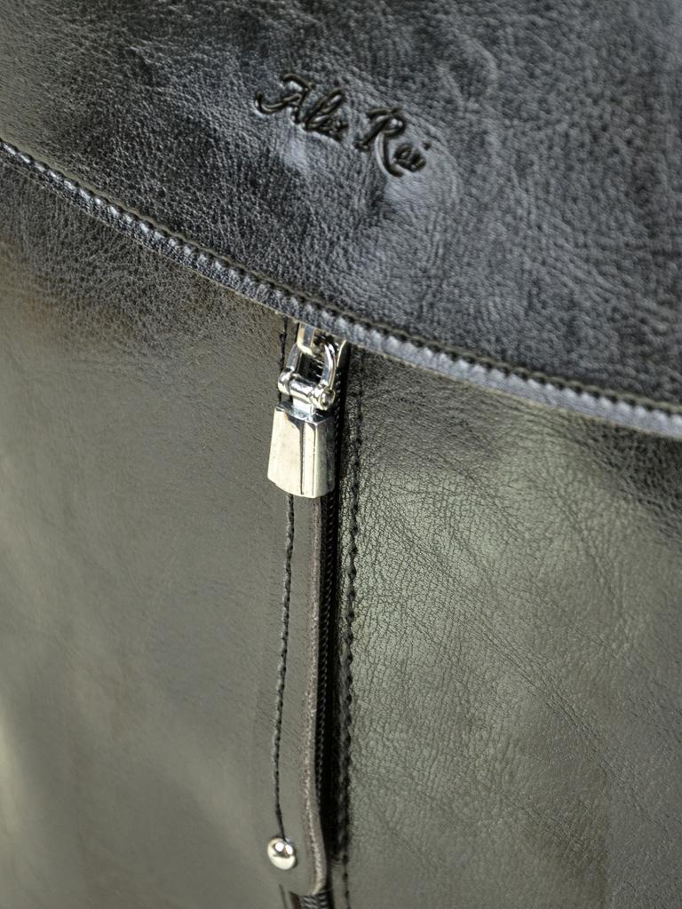 Сумка Женская Рюкзак иск-кожа ALEX RAI 7-01 53863 black