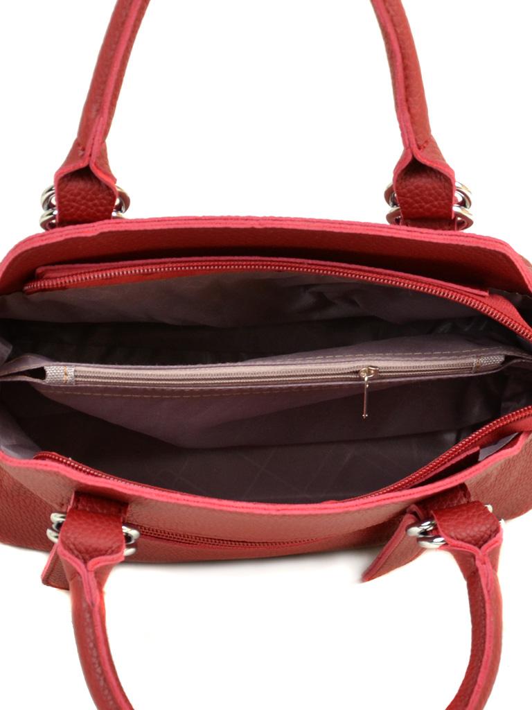 Сумка Женская Классическая иск-кожа ALEX RAI 7-01 9936-2 red