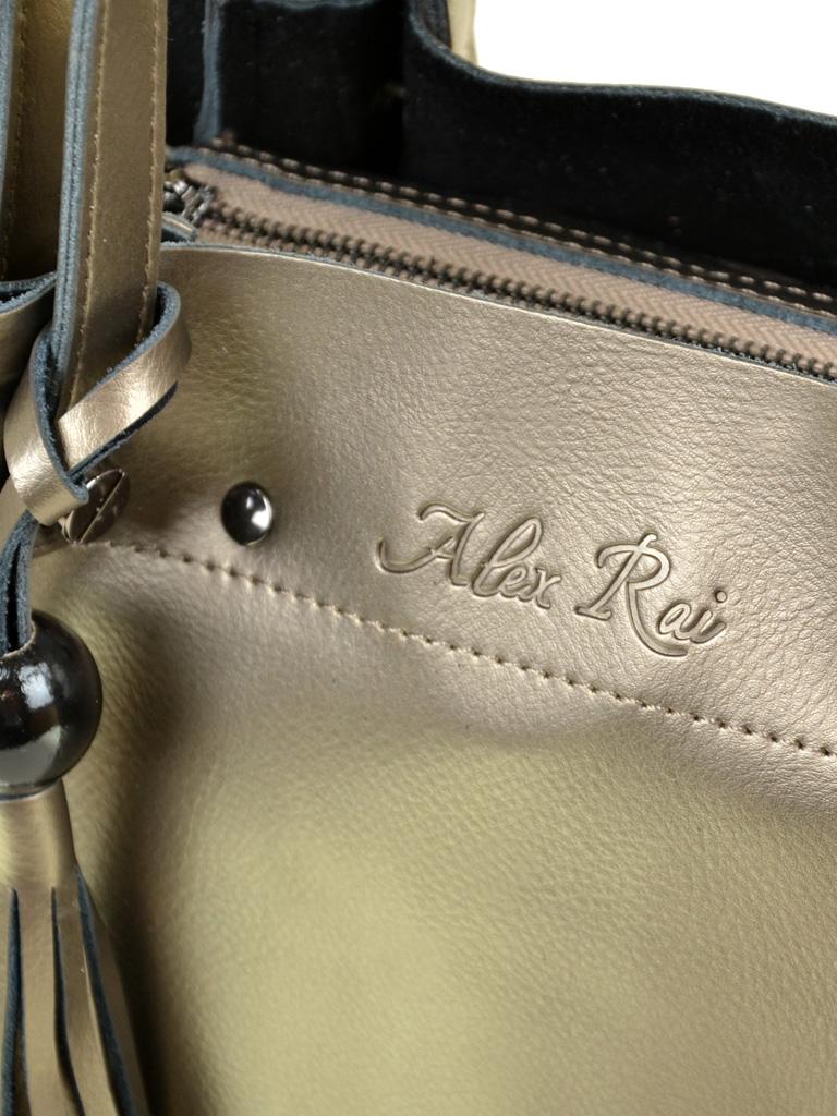 Сумка Женская Классическая кожа ALEX RAI 7-02 322 tinash