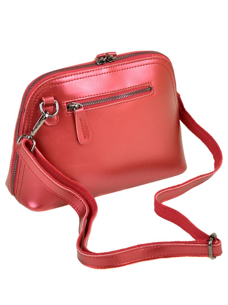 Сумка Женская Классическая кожа ALEX RAI 7-02 8530 red