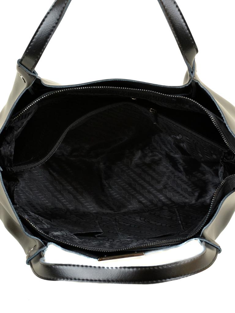 Сумка Женская Классическая кожа ALEX RAI 7-02 8622 black - фото 5