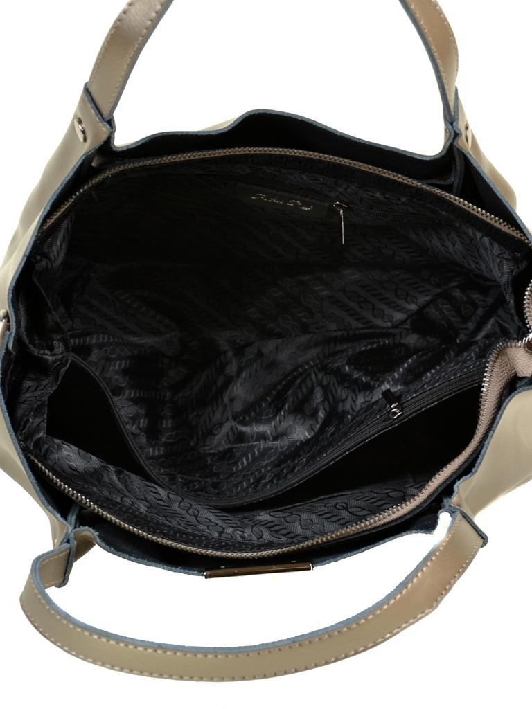Сумка Женская Классическая кожа ALEX RAI 7-02 8622 tin-grey
