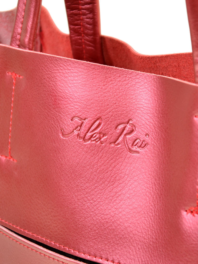 Сумка Женская Классическая кожа ALEX RAI 7-02 8650 azarin