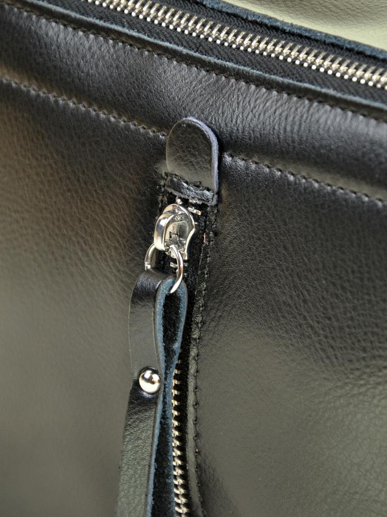 Сумка Женская Классическая кожа ALEX RAI 7-02 9119-1 black - фото 3