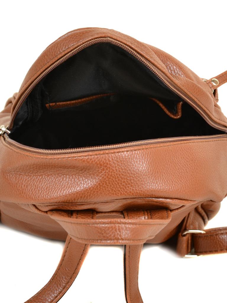 Сумка Женская Рюкзак иск-кожа М 124 41 - фото 4
