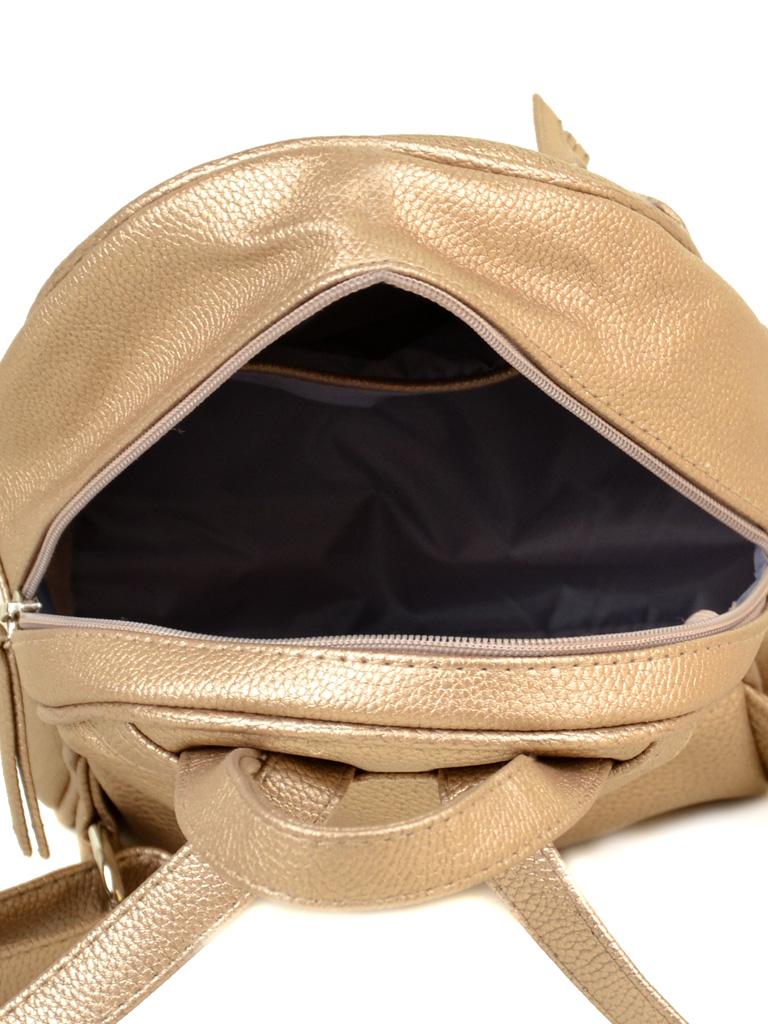 Сумка Женская Рюкзак иск-кожа М 124 69 - фото 4