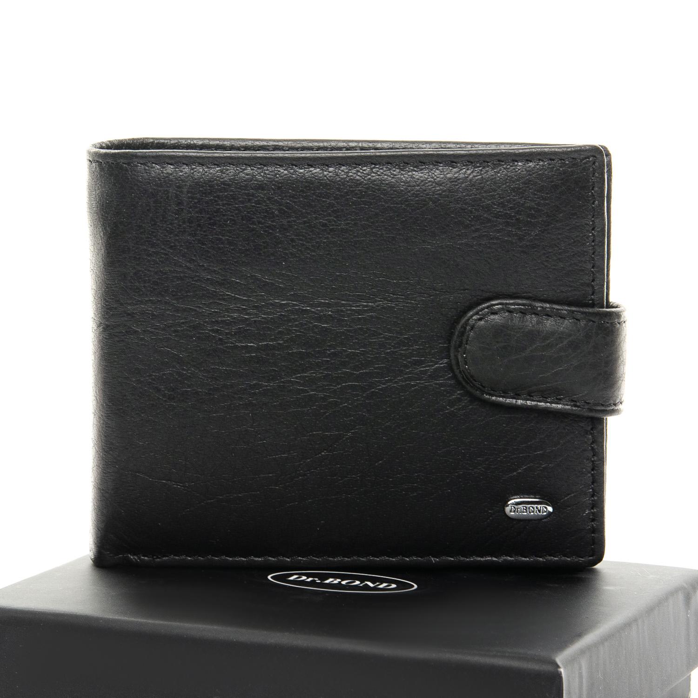 Кошелек Classic кожа DR. BOND M18055-1 black