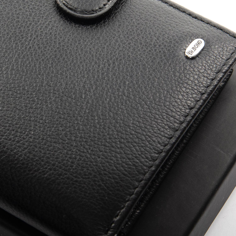 Кошелек Classic кожа DR. BOND M181-1 black - фото 3