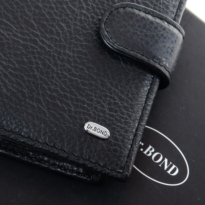 Кошелек Classic кожа DR. BOND M183-1 black - фото 3