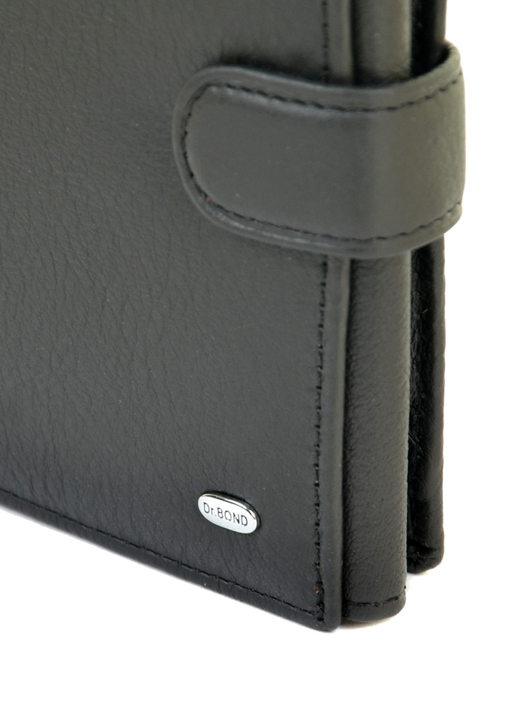 Кошелек Classik кожа DR. BOND RFID M1 black