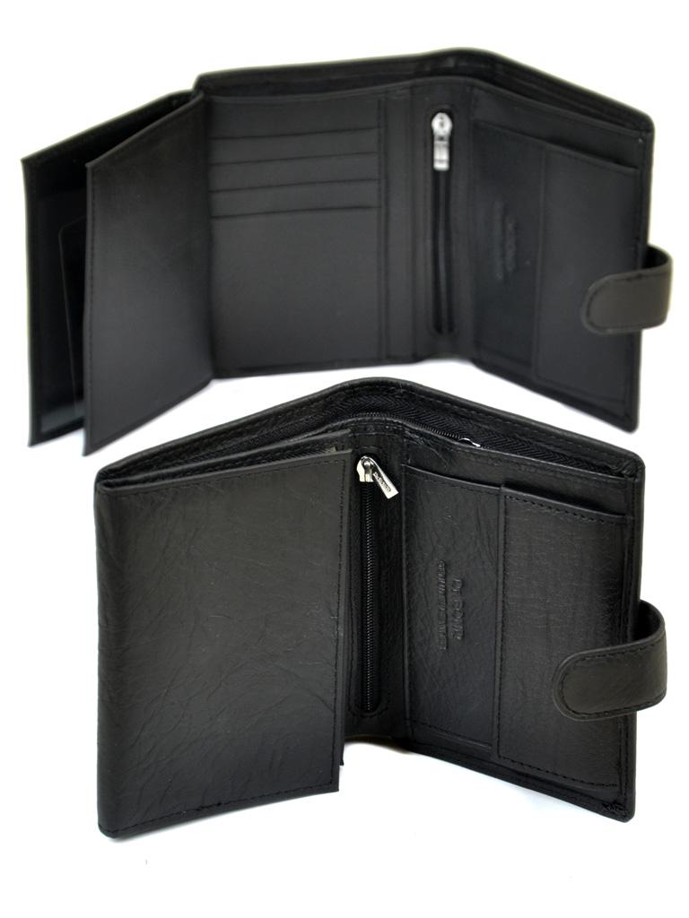 Кошелек Classik кожа DR. BOND RFID M24 black