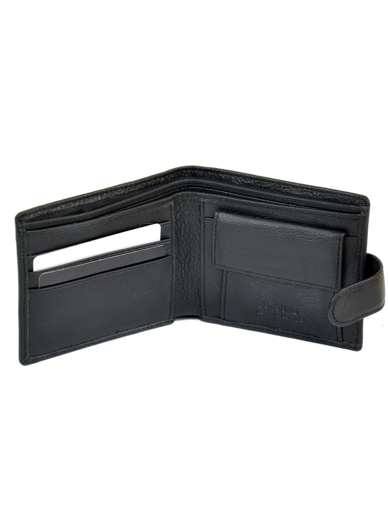 Кошелек Classik кожа DR. BOND RFID M4 black
