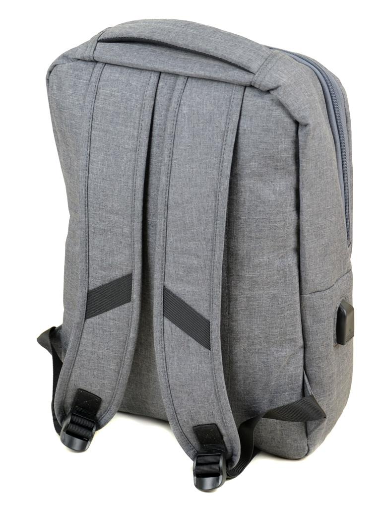 Рюкзак Городской oxford MEINAILI 015 grey