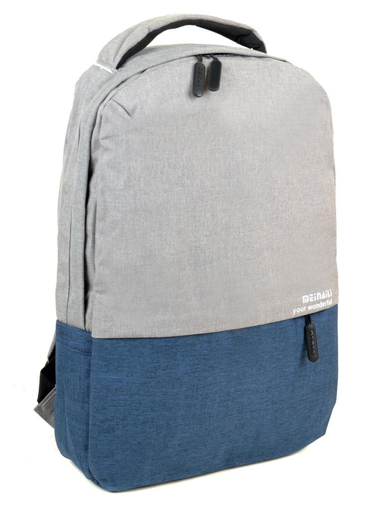 Рюкзак Городской oxford MEINAILI 018 blue
