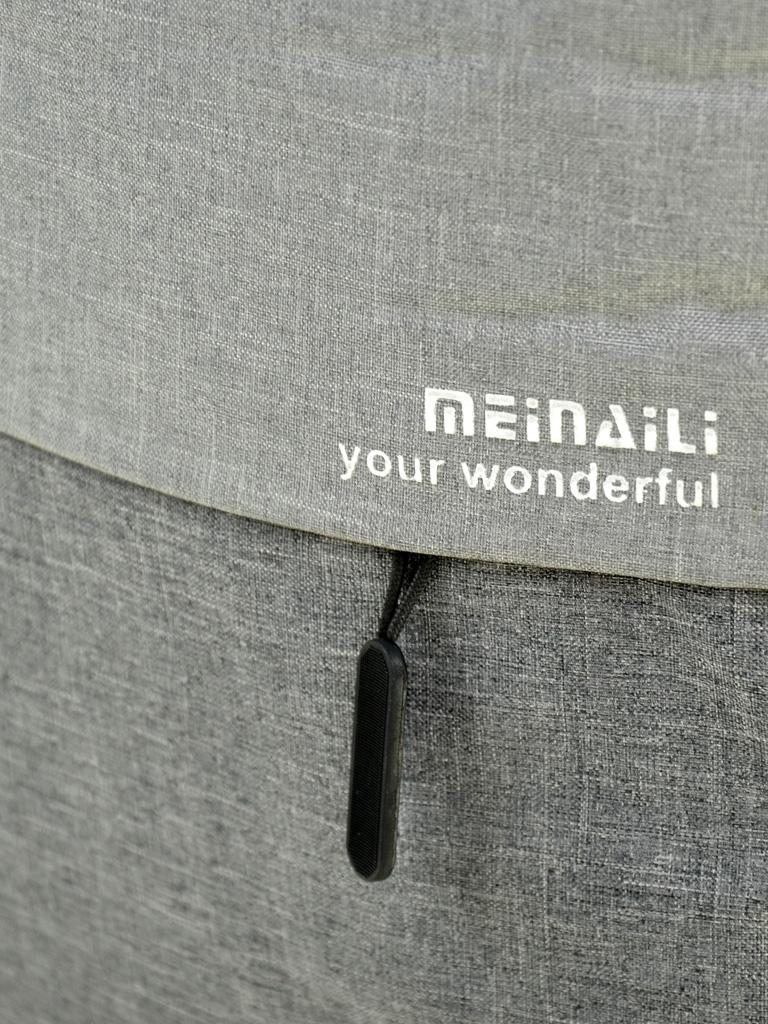 Рюкзак Городской oxford MEINAILI 018 grey