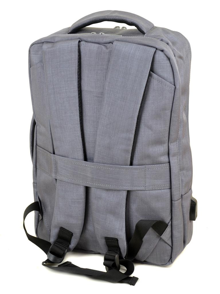 Рюкзак Городской oxford MEINAILI 020 grey