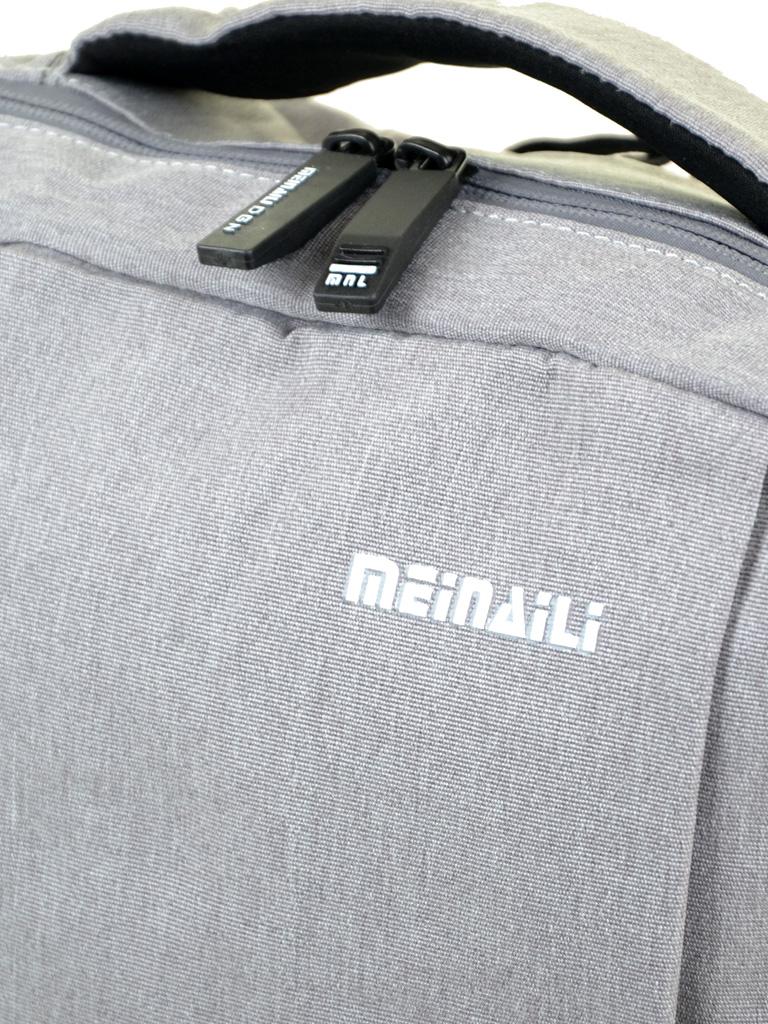 Рюкзак Городской oxford MEINAILI 021 grey