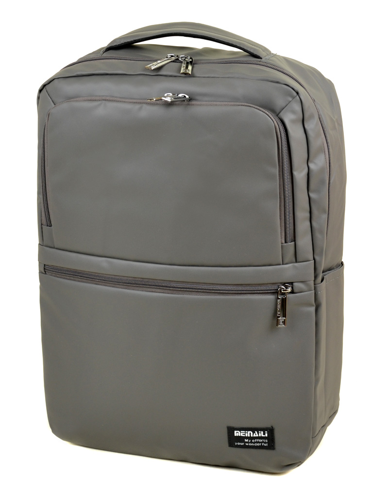 Рюкзак Городской нейлон MEINAILI 017 grey