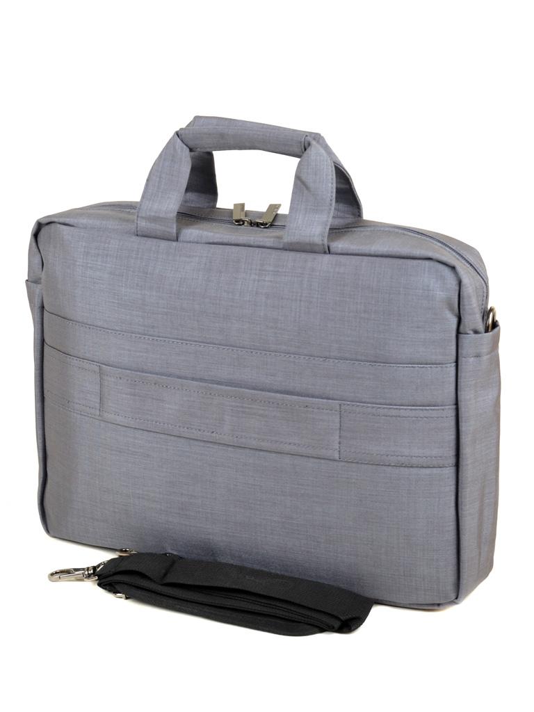 Сумка Мужская Для Ноутбука oxford MEINAILI 6804 grey