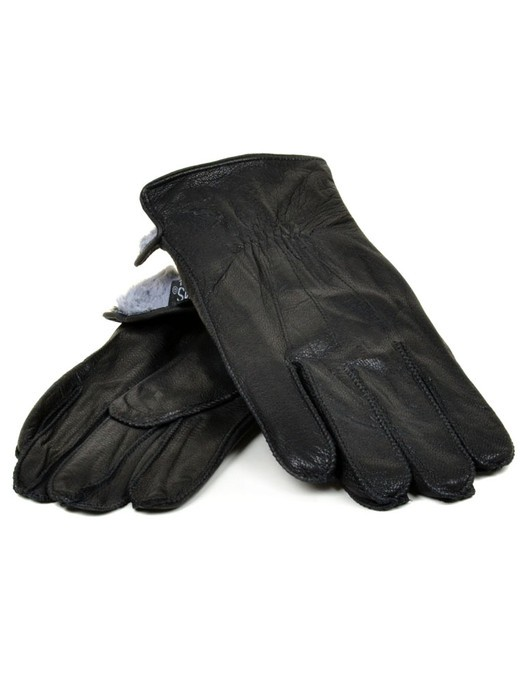 Перчатка Мужская кожа Holms Олень (КР) M22/1 мод07