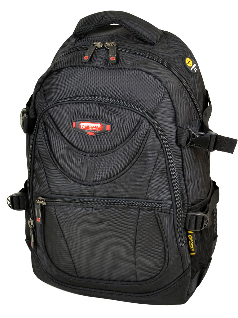 Рюкзак Городской нейлон Power In Eavas 9606 black