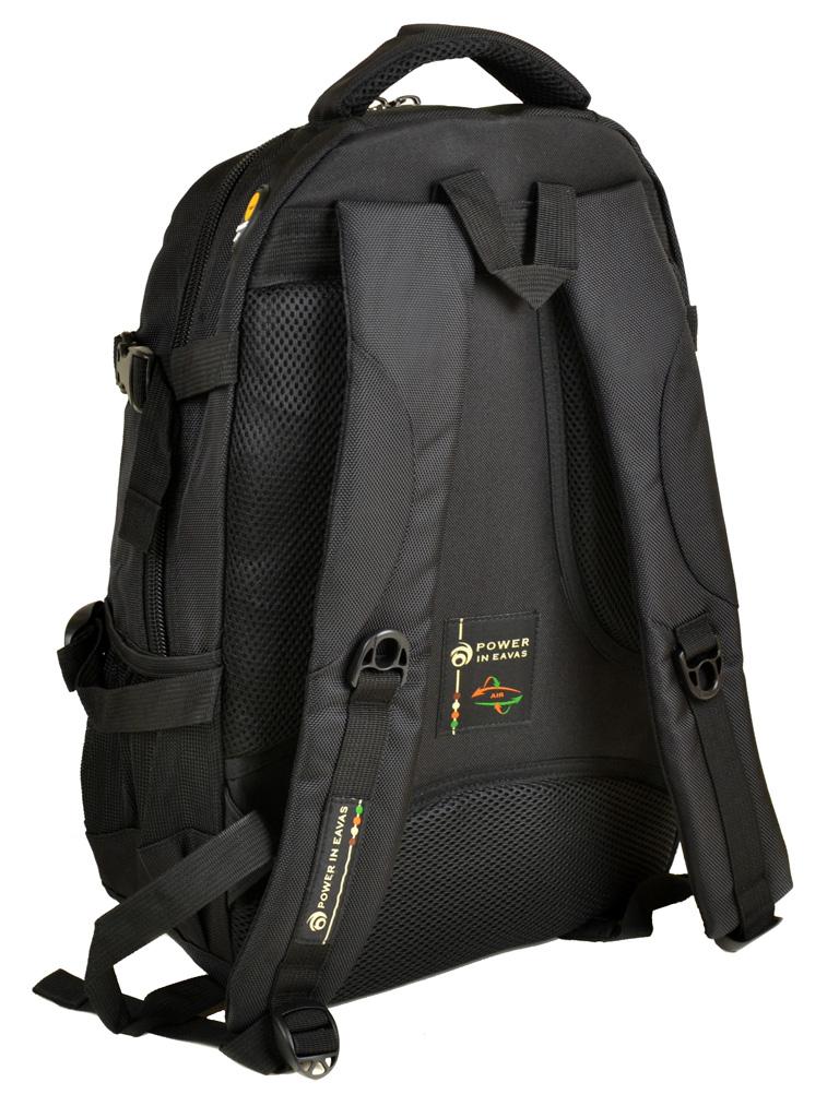 Рюкзак Городской нейлон Power In Eavas 9607 black