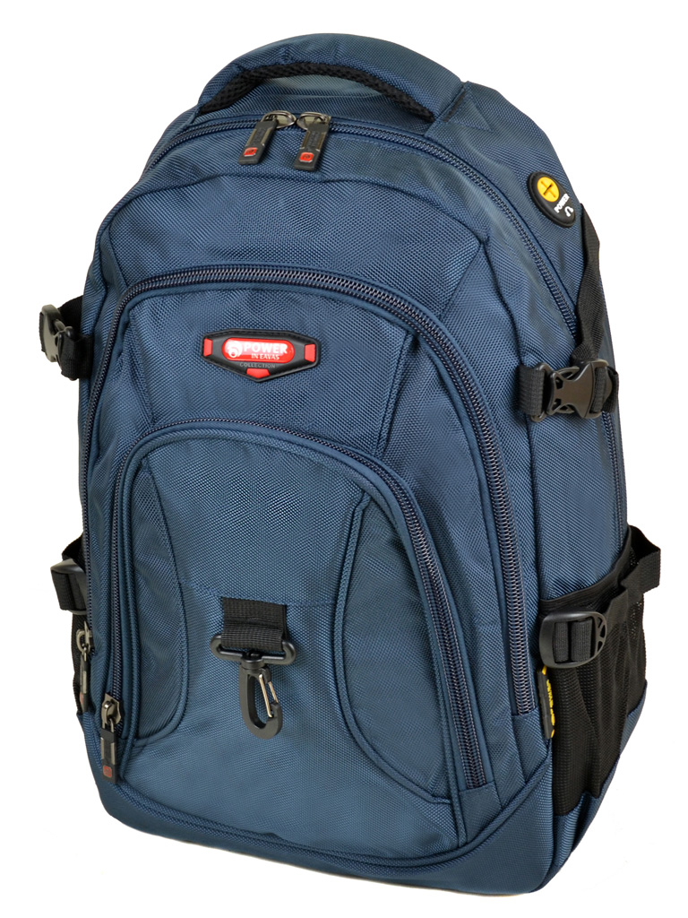 Рюкзак Городской нейлон Power In Eavas 9618 blue