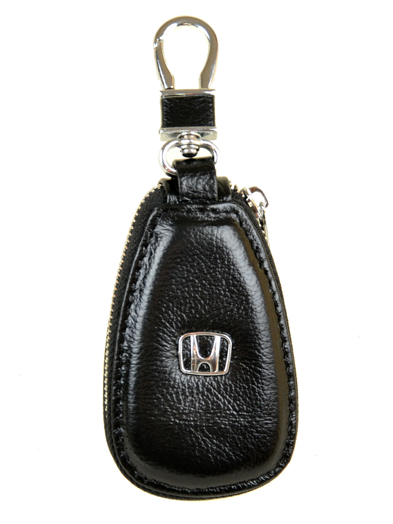 Кошелек Ключница Авто кожа F633 Honda black