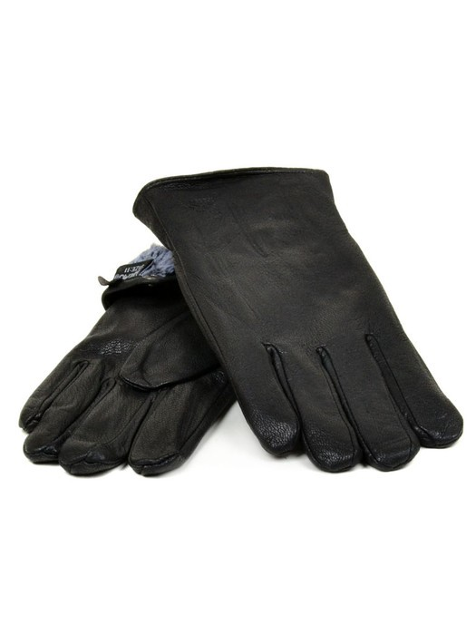 Перчатка Мужская кожа Holms Олень (КР) M22/1 мод12