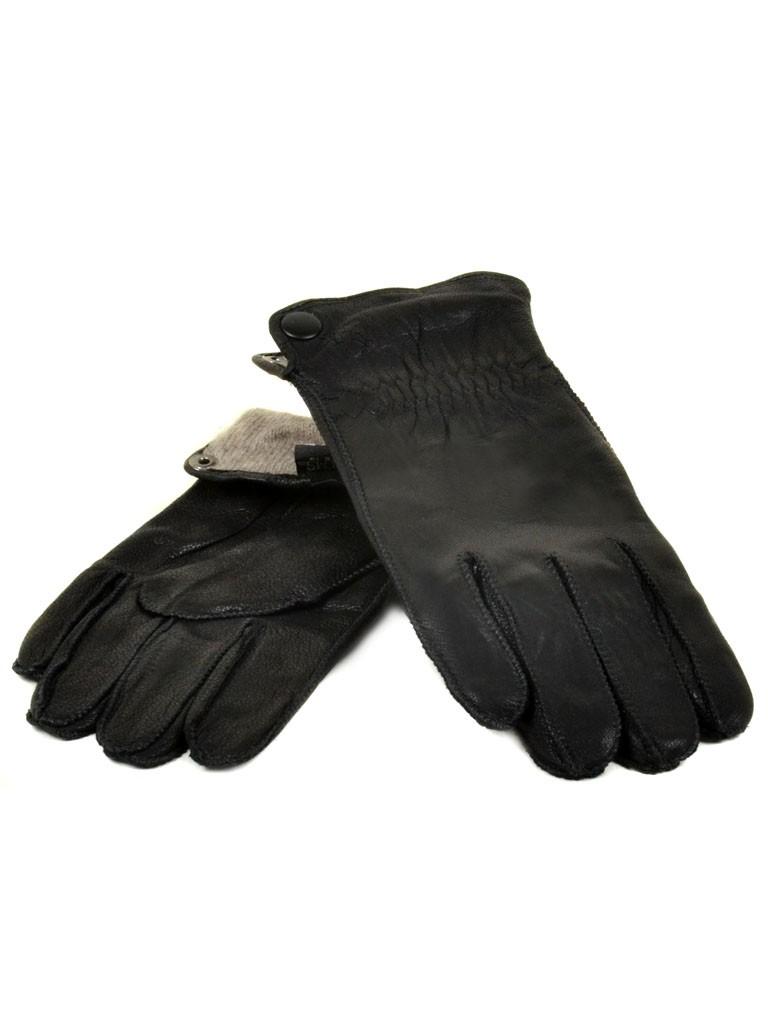 Перчатка Мужская кожа Holms Олень (Ш) M22/2 мод11